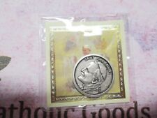 Saint St. Pope John Paul II COMMEMORATIVE POCKET COIN /TOKEN WITH CASE
