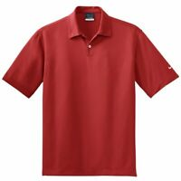 Mens Nike Golf Polo in Red Size Medium Pre-Owned! Free shipping! Soft Fabric!
