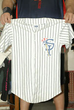 Staten Island Yankees jersey Small Mint #6 Joe Dimaggio Rare find Minor MILB