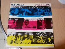 The Police Synchronicity LP CRC?