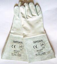 10  x  Tuffsafe Tig welding gloves   - Size 9/L