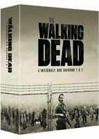 COFFRET BLU-RAY : THE WALKING DEAD SAISONS 1 à 7 - HORREUR ZOMBIES 1 2 3 4 5 6 7