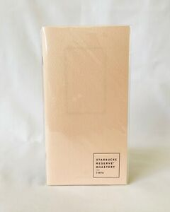 TRAVELER'S Notebook (Midori) Refill - Starbucks Reserve Exclusive - Pink