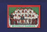 Buffalo Sabres Team Card 1973-74 TOPPS Hockey #94 (EXMT+) Gilbert Perreault