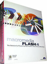 Macromedia Web und Desktop Publishing Software