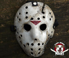 Friday the 13th Jason Goes to Hell style Custom Handpainted Jason Hockey Mask