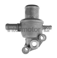 Coolant Thermostat fits FIAT CINQUECENTO 170 0.9 91 to 94 Intermotor 7724261 New