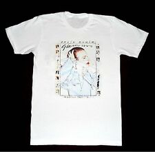 David Bowie Glamour - Tshirt 163 Shirt Vogue Fashion Vintage