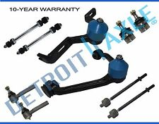 New 10pc Complete Front Suspension Kit for Ford