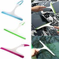 Window Wiper Silicone Squeegee Car Cleaning Glass Cleaner Shower Soap Mirror