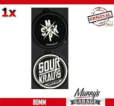 SOURKRAUTS KRAUTS Sticker Automotive 2in1 Aufkleber, Sticker JDM Tuning VAG DUB