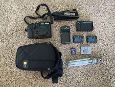 Nikon COOLPIX P7100 10.1MP Digital Camera Bundle - Black