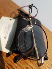 Giorgio Armani Eyeglasses 53/16/140 Ar 237 832 New Vintage Pair Italy