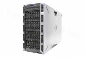 "Dell PowerEdge T620 Tower Server Configure-To-Order CTO 2x CPU 32x 2.5"" HDD Bay"
