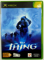 The Thing - Xbox originale - Complet / TBE - PAL FR