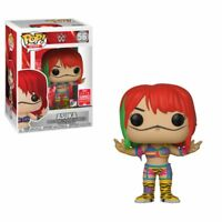 Asuka Summer Convention 2018 Exclusive Wrestling POP! WWE #56 Vinyl Figur Funko