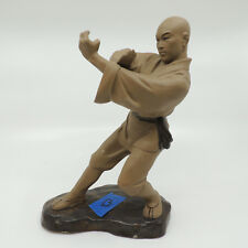 Pottery Kung Fu Martial Arts Statue B