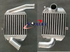 Aluminum Intercooler front side mount for AUDI A4 B5 S4 RS4 A6 C5 2.7T
