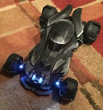 Air Hogs Batman V Superman Remote Control Rc Batmobile Spinmaster w Remote Runs!