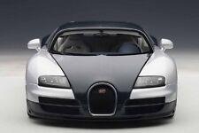 Autoart Bugatti Veyron 16.4 Super Sport Dark Blue/Silver White 1:18