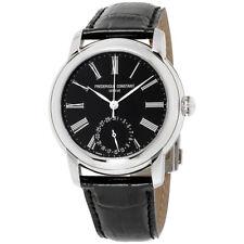 Frederique Constant FC-710MB4H6 Men's Classics Manufacture 42mm Black Dial Watch