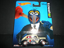 Hot Wheels Fat Fendered 1940 The Muppets X8303-956W 1/64
