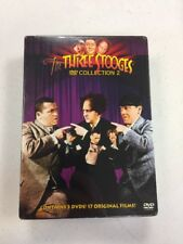 The Three Stooges - Three Smart Saps/Cops and Robbers/G.I Stooge (DVD) BRAND NEW