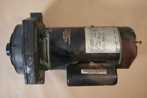 Hayward Super 1 HP century / AO Smith k48L2n104 motor and impeller