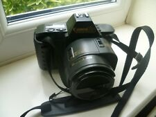 CANON T80  35MM SLR FILMAUTOFOCUS CAMERA WITH 35-70mm ZOOM LENS f 3.5 - 4.5