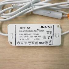 LED Converter Trafo Transformator 12 V DC bis 6 Watt (VA) 500mA Self SLT6-12VF