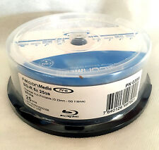 25 FTI Falcon Media 6x BD-R 25Gb Thermal White Printable 120Min Disc