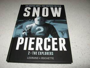 SNOWPIERCER VOLUME 2 THE EXPLORERS