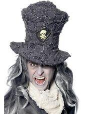 Accessori costume carnevale Cappello Halloween Teschio smiffys *09085