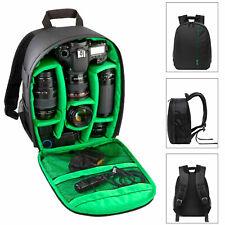 Waterproof Travel Camera Bag Backpack SLR DSLR for Nikon Sony Canon Rucksack