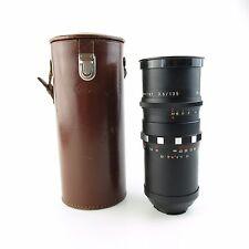 Para Exa/Exakta Meyer primotar 3.5/135 objetivamente lens + Case