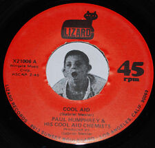 Paul Humphrey & His Cool Aid Chemists~Detroit / Cool Aid~Lizard FUNK 45 Instro
