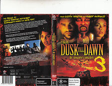 From Dusk Till Dawn:3:The Hangma's daughter-1999-Marco Leonardi-Movie-DVD