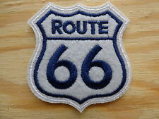 ECUSSON PATCH THERMOCOLLANT ROUTE 66 road country western indien cash perkins