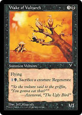 MTG - Magic the Gathering - Visions (1997) - Wake of Vultures