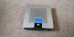 Linksys wireless-G ADSL home gateway router Model No WAG354G