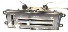 1979 Malibu El Camino oem temperature heater blower fan control switch 78 79 81