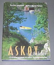 ASKOY Norway i Bilder in Pictures by Per Ove Askeland 1998 Book Color Photos