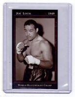 Joe Louis undefeated World Heavyweight Boxing Champion, rare edition 🔥