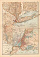 Lithography Antique Original Antique Maps, Atlases & Globes
