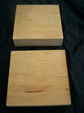 2 x Large Oregon Bowl Blanks
