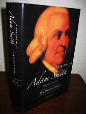 Second Edition LIFE OF ADAM SMITH Ian Simpson Ross OXFORD Biography ECONOMICS