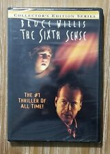 The Sixth Sense (Dvd,Collectors Edition Series) Bruce Willis, Haley Joel Osment