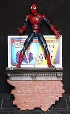 Marvel SPIDER-MAN CLASSICI SERIE II SPIDER-MAN CON COLLETTORE Display Stand