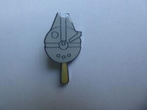 Disney Tauschen Pins Loungefly Star Wars Popsicles Blind Box - Millennium Falcon