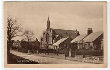 THE WESTGATE END, ROSLIN: Midlothian postcard (C21242)